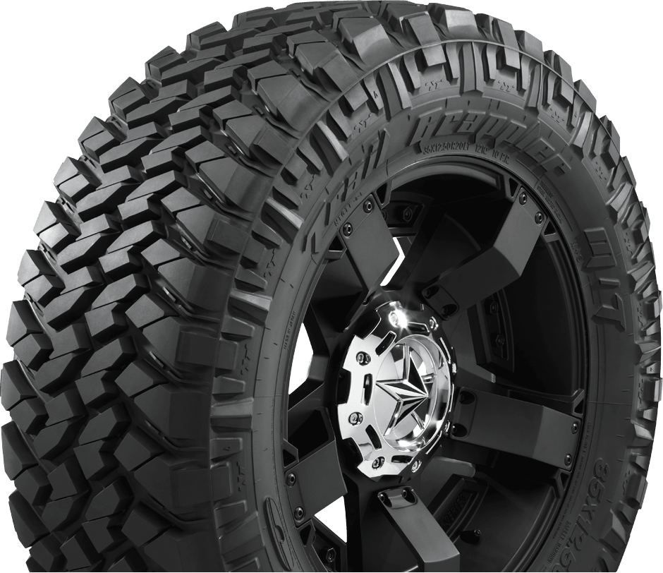 Nitto Dura Grappler >> Nitto Trail Grappler Mud Terrain