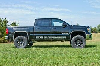 """BDS- 6"""" Lift Kit for 2014-2015 Chevrolet/GMC 1500 4WD"""