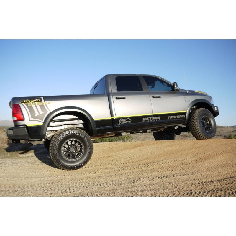 """Icon 4 5 Lift Kit Stage 4 For 2009 2012 Dodge Ram 2500: 2008 Dodge Ram 2500/3500 4WD 4.5"""" Suspension"""