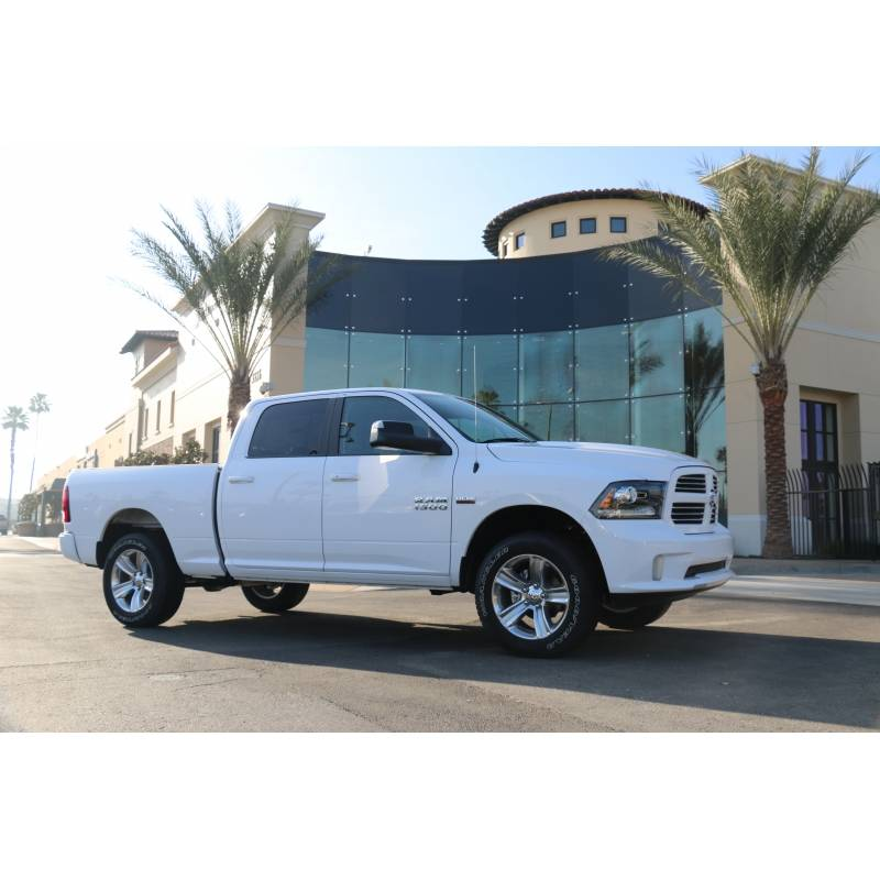 Icon 4 5 Lift Kit Stage 1 For 2009 2012 Dodge Ram 2500: ICON 2009-UP Dodge Ram 1500 4WD Suspension System