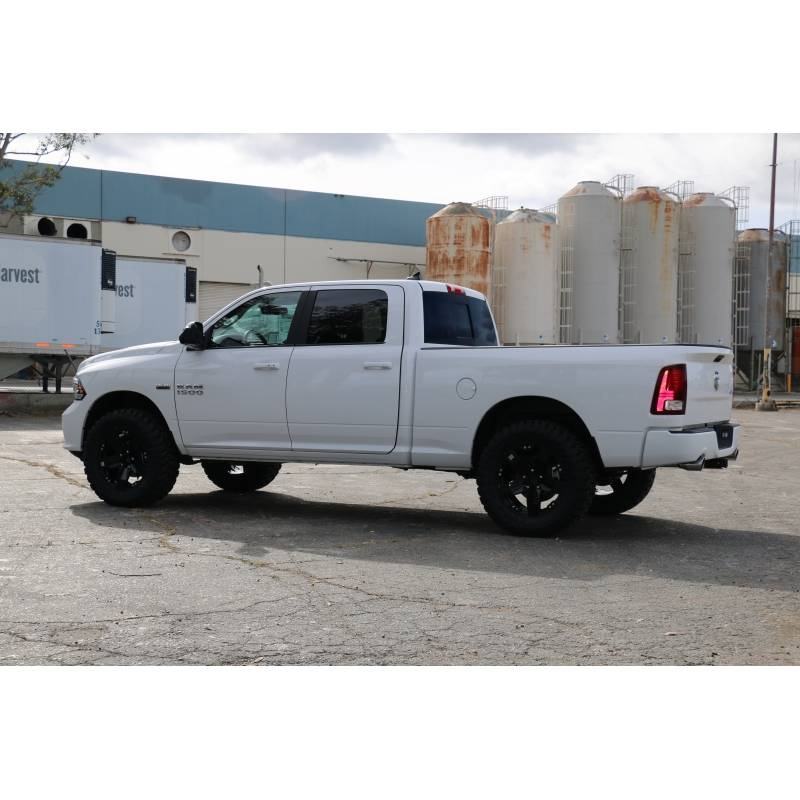 Icon 4 5 Lift Kit Stage 3 For 2009 2012 Dodge Ram 2500: ICON 2009-UP Dodge Ram 1500 4WD Suspension System