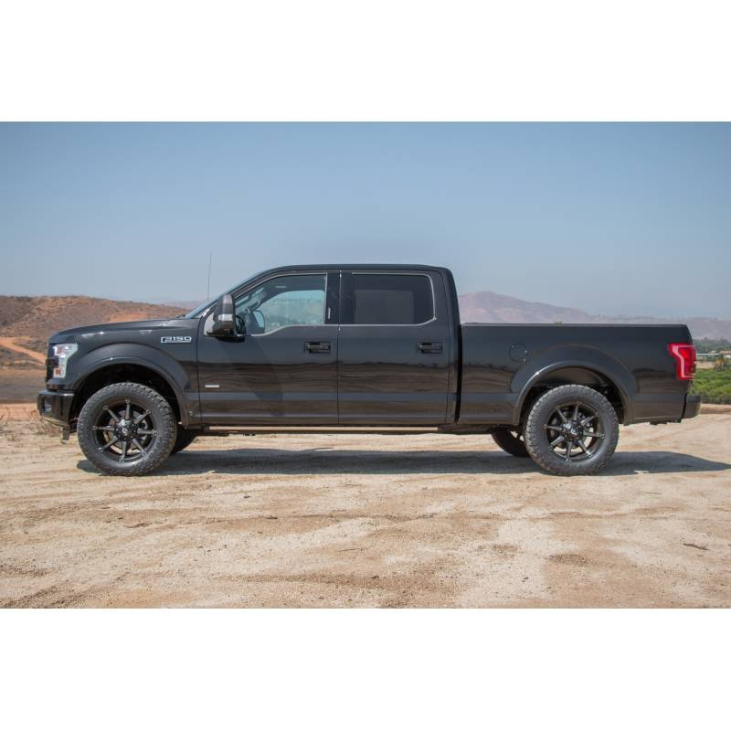 """ICON 2015-UP Ford F150 4WD 0-2.5"""" Suspension System - Stage 2"""