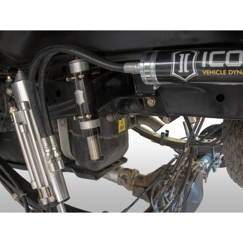 F150 Off Road >> ICON 2010 - 2014 Ford SVT Raptor 3.0 Performance Suspension System - Stage 4