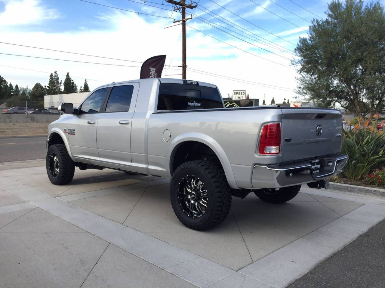 Photo Gallery Ram 2500 3500 2014 Dodge Leveling Kit 2016