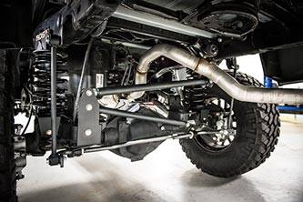 Bds 8 Quot 4 Link Suspension System Ram 2500 4wd Diesel