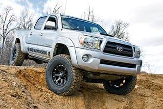 "Lifted Toyota Tacoma >> BDS 6"" Coil-Over Lift Kit - '05-'15 Toyota Tacoma"
