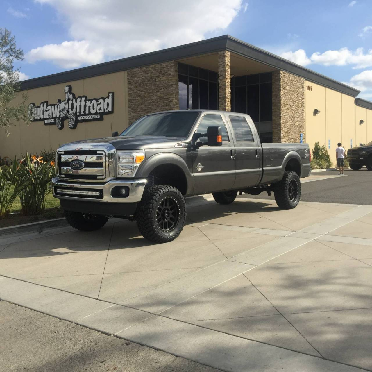 2016 ford f250 fx4