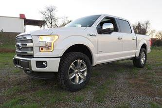 "BDS 2.5"" Leveling Kit- Ford F150 4WD"