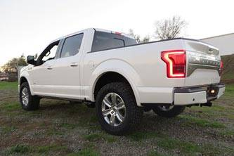 """BDS 2.5"""" Leveling Kit- Ford F150 4WD"""