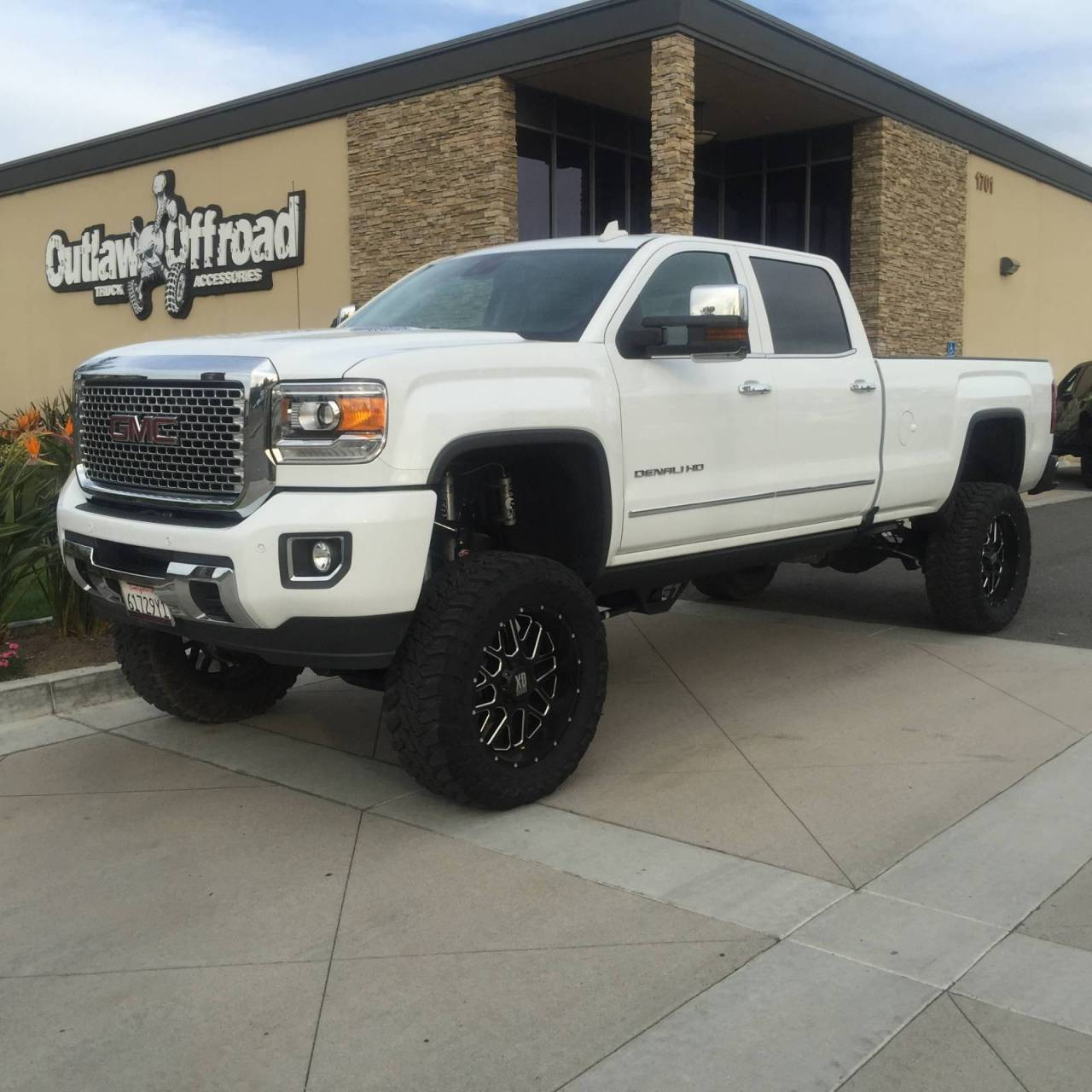 2016 gmc sierra denali 2500hd 8 photos suspension 10 12 cst lift