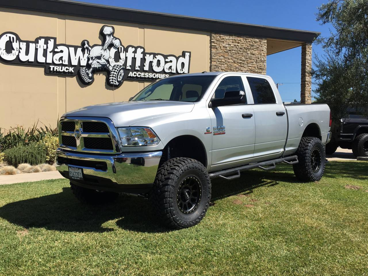 Dodge Ram Lifted Silver For Sale Dodge Ram Ram W X Lifted