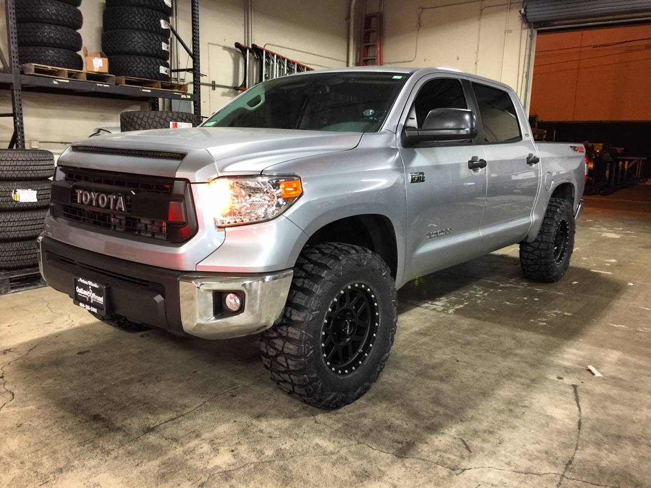 toyota tundra trd pro parts. Black Bedroom Furniture Sets. Home Design Ideas