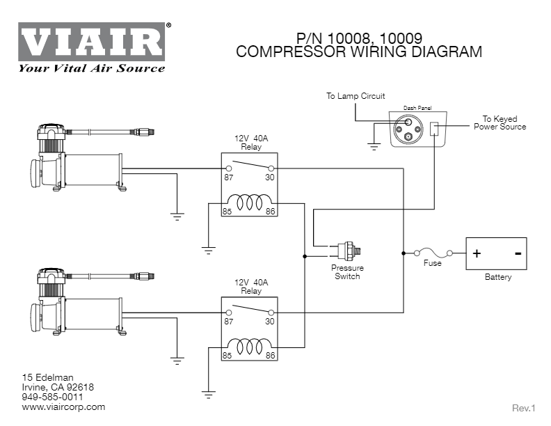 viair compressor wiring diagram viair 10008 super duty oba for up to 35  tires     150 psi 3 21 cfm  viair 10008 super duty oba for up to 35