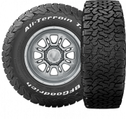 BF Goodrich - BFG All-Terrain T/A KO2