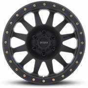 Method Race Wheels - Method - Double Standard (Matte Black)