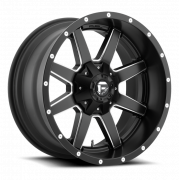 FUEL Offroad - FUEL - Maverick (Black & Milled)