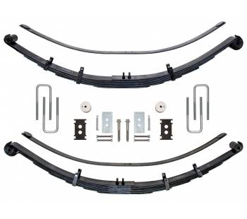 Icon Vehicle Dynamics - ICON - Raptor RXT Multi-Rate Rear Leaf Springs