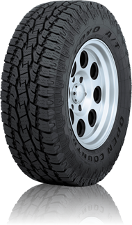 Toyo Tires - Toyo Open Country A/T II