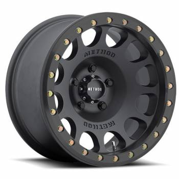 Method Race Wheels - Method 105 Beadlock (Matte Black)