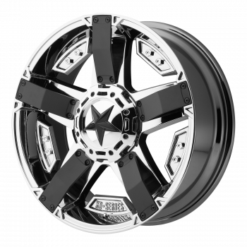 KMC Wheels - KMC XD811 Rockstar 2 (Black Accents)
