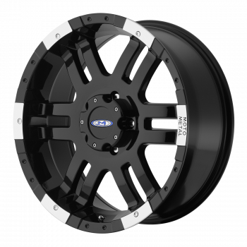 Moto Metal Wheels - Moto Metal - M0951 (Gloss Black Machined)