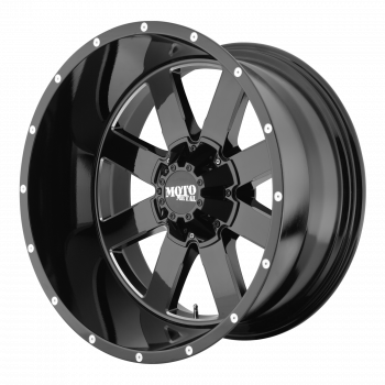 Moto Metal Wheels - Moto Metal - M0962 (Gloss Black)