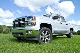 Bds 2 Leveling Kit 2014 2015 Chevy Gmc