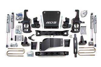 "BDS Suspension Systems - BDS 6.5"" Suspension Lift Kit Chevy/GMC"