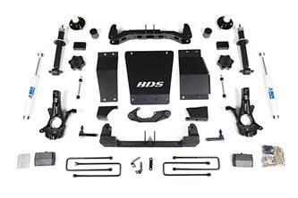 """BDS Suspension Systems - 4"""" Suspension System 