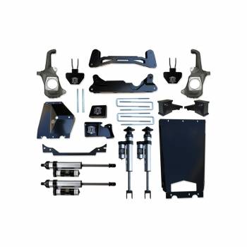 "Icon Vehicle Dynamics - ICON 2011-2016 GM 2500HD/3500 6-8"" Torsion Drop Suspension System - Stage 2"