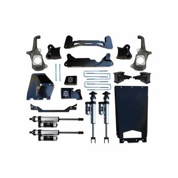 """Icon Vehicle Dynamics - ICON 2011-2016 GM 2500HD/3500 6-8"""" Torsion Relocation Suspension System - Stage 2"""