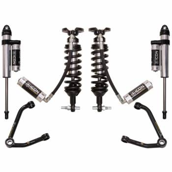"""Icon Vehicle Dynamics - ICON 2014-2017 GM Silverado/Sierra 1500 1-3"""" Suspension System - Stage 4 (Large Taper)"""