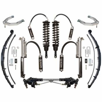 Icon Vehicle Dynamics - ICON 2010 - 2014 Ford SVT Raptor 3.0 Performance Suspension System - Stage 4