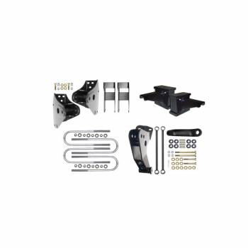 "Icon Vehicle Dynamics - ICON 1999 - 2004 Ford Super Duty F250 / F350 4.5"" Hanger System"