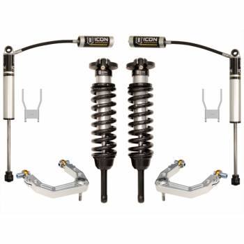 Icon Vehicle Dynamics - ICON 2005 - 2015 Toyota Hilux Suspension System - Stage 3