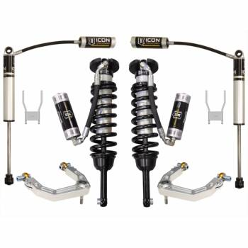 Icon Vehicle Dynamics - ICON 2005 - 2015 Toyota Hilux Suspension System - Stage 4