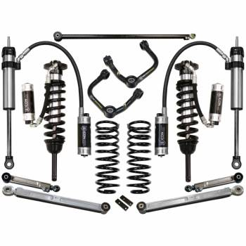"Icon Vehicle Dynamics - ICON 2003-2009 Toyota 4Runner 0-3.5"" Suspension System - Stage 7 (Tubular)"