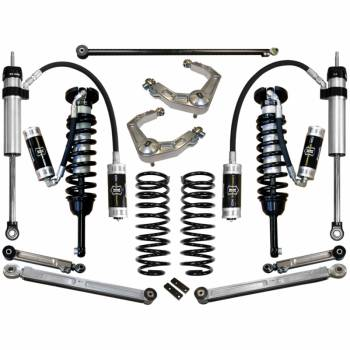 Icon Vehicle Dynamics - ICON 2010 - Current Toyota 4Runner Suspension System - Stage 6