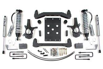"""BDS Suspension Systems - BDS 6"""" Coil-Over Lift Kit - 2007-2013 Chevy/GMC 1500 2WD"""