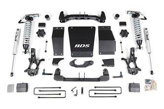 """BDS Suspension Systems - BDS 6"""" Coil Over Lift Kit - Chevy/GMC 1500 4wd (2014-2015)"""