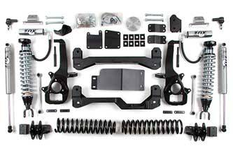 """BDS Suspension Systems - BDS 6"""" Coil-Over Lift Kit - 2012 Dodge 1500 4WD"""
