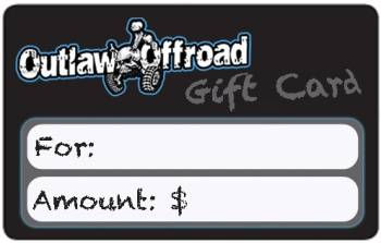 Outlaw Offroad - Outlaw Offroad Gift Card!