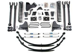 "BDS Suspension Systems - BDS 8""Lift Kit - Ford F250/F350 4WD"