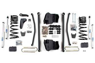 "BDS Suspension Systems - BDS 8"" Long Arm Lift Kit - Dodge RAM 2500"
