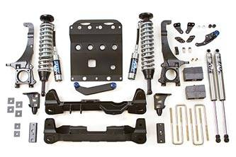 """BDS Suspension Systems - BDS 6"""" Coil-Over Lift Kit - '05-'15 Toyota Tacoma"""
