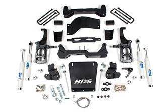 "BDS Suspension Systems - BDS 4.5"" Suspension Lift Kit Chevy/GMC"