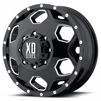 KMC Wheels - KMC XD815 Battalion (Dually)