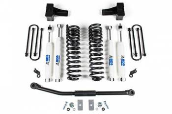 """BDS Suspension Systems - BDS 2.5"""" Lift Kit - Ford F250/F350 4WD"""