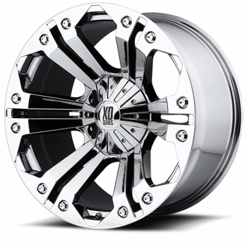 KMC Wheels - KMC XD778 Monster (Chrome)