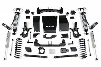 "BDS Suspension Systems - BDS 6"" Coilover Suspension System 